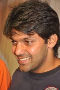 Arya @ Vettai Single Track Launch Pictures