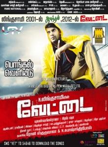Vettai Tamil Movie Posters