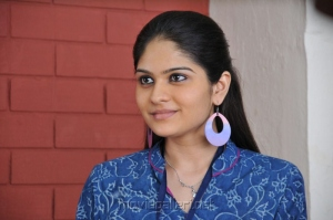 Actress Vibha Natarajan New Cute Photos
