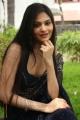 Actress Vibha Natarajan Hot Photos in Dark Blue Saree