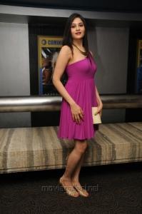 Tamil Actress Vibha Natarajan Hot Pics in Pink Dress