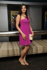 Tamil Actress Vibha Natarajan in Pink Dress Hot Pics