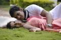 Dheeraj and Padmini At Vichakshana Movie Photos