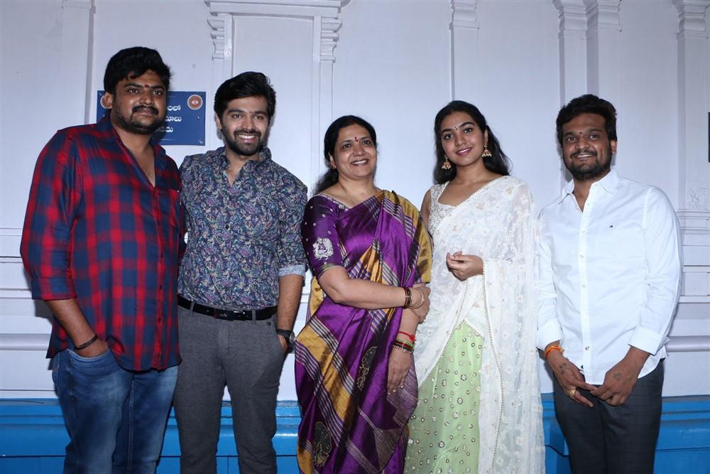 Vidhi Vilasam Movie Opening Stills