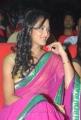 Vidisha Sharma in Saree Photos at Devaraya Audio Release