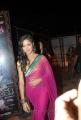 Vidisha in Saree Photos at Devaraya Audio Release