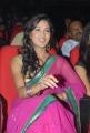 Vidisha in Pink Saree Stills