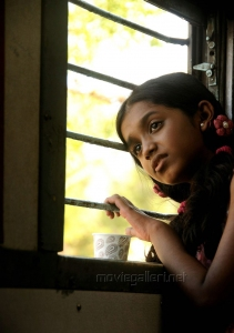 Baby Malavika Manikutta in Vidiya Moon Telugu Movie Stills