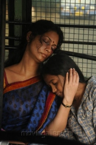 Pooja Umashankar & Malavika in Vidiya Moon Telugu Movie Stills