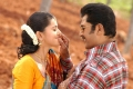 Sneha with Sarath Kumar in Vidiyal Movie Pictures