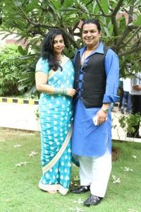 Nitoo C Kriplani, Javed Khayum at Vidiyum Mun Movie Audio Launch Stills