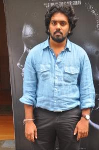 Sivakumar Vijayan at Vidiyum Mun Movie Audio Launch Stills