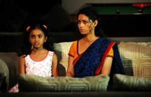 Malavika Manikuttan, Pooja Umashankar in Vidiyum Mun Movie Photos