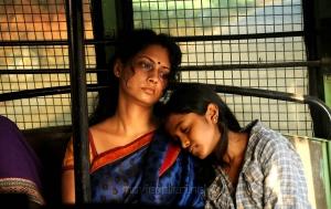 Pooja Umashankar, Malavika Manikuttan in Vidiyum Mun Movie Photos