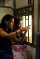 Pooja, Malavika Manikuttan in Vidiyum Mun Movie Stills