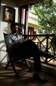Actor Vinoth Kishan in Vidiyum Mun Movie Stills