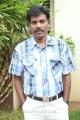 Director AB Mugan at Vidiyum Varai Pesu Movie Audio Launch Stills