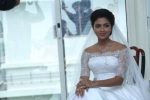 Tamil Actress Amala Paul Engagement Photos