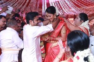 Director Vijay and Actress Amala Paul Marriage Photos