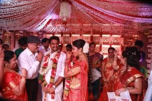 UTV Dhananjayan @ Vijay Amala Paul Marriage Photos