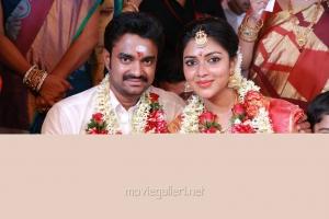 Vijay Amala Paul Marriage Photos