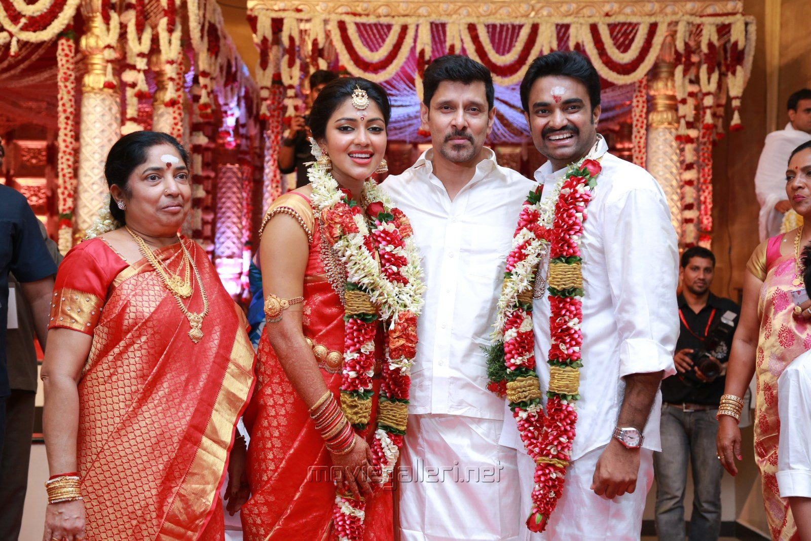 Wedding Photos Of Tamil Actors And Actress