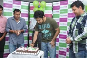 Vijay Antony inaugurates Green Trends 79th Salon at Ayanavaram, Chennai