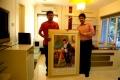 Actro Vijay at 7th Vijay Awards Nominees 2013 Painting Invitation Photos