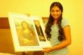 Actress Lakshmi Menon at Vijay Awards Nominees 2013 Painting Invitation Photos