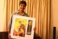 Sivakarthikeyan at Vijay Awards Nominees 2013 Painting Invitation Photos