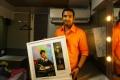 Actro Santhanam at Vijay Awards Nominees 2013 Painting Invitation Photos
