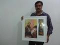 Director Balaji Tharaneetharan at Vijay Awards Nominees 2013 Painting Invitation Photos