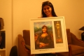 Varalakshmi Sarathkumar at Vijay Awards Nominees 2013 Painting Invitation Photos