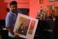 Prabhu Solomon at Vijay Awards Nominees 2013 Painting Invitation Photos