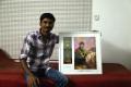 Dhanush at 7th Vijay Awards Nominees 2013 Painting Invitation Photos