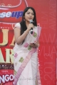 Anchor Ramya at Vijay Awards Rasigan Express Bus Flag Off Stills