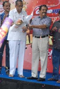 AVM Saravanan & Sivakumar to flag off Rasigan Express