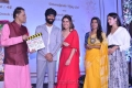 TSr, Vijay Devarakonda, Raashi Khanna, Aishwarya Rajesh, Izabelle Leite @ Creative Commercials Production No 46 Movie Launch Stills