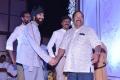 Vijay Devarakonda, KS Rama rao @ Creative Commercials Production No 46 Movie Launch Stills