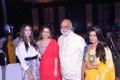 Raashi Khanna, K Raghavendra Rao, Aishwarya Rajesh @ Vijay Devarakonda Kranthi Madhav Movie Launch Stills
