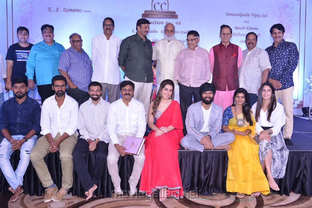 Creative Commercials Production No 46 Movie Launch Stills