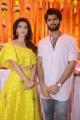 Vijay Devarakonda Mehreen Pirzada New Movie Launch Stills