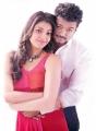 Kajal Agarwal and Vijay Photo Shoot for Thuppakki