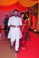 Telangana BJP president G. Kishan Reddy @ Vijay Karan Aashna Wedding Photos