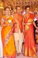 Shoba Rani @ Vijay Karan Aashna Wedding Photos