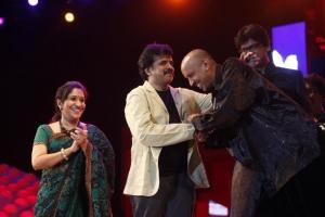 Singers @ Vijay Music Awards 2011 Event Stills