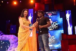 Yuvan Shankar Raja Won Popular Song Music Director of the year 2010 – En Kadhal solla song from Paiya.
