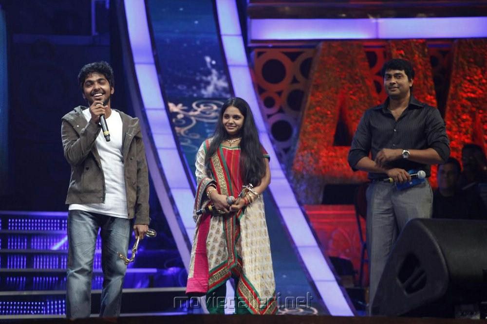 Picture 336334 | GV Prakash at Vijay Music Awards 2012 Stills | New ...