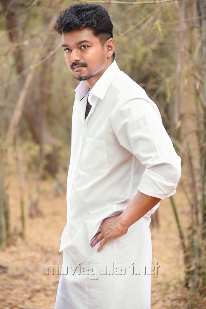 Puli Movie Shooting Spot Stills Puli Movie Shooting Spot