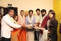 Vijay Sethupathi Gautham Karthik Niharika Konidela Movie Pooja Stills